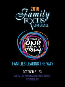family focus poster